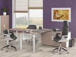 здрави модерни офис мебели с красив дизайн