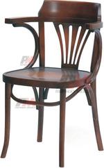 качествен дървен стол за външно ползване