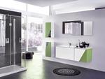 солидни  шкафове за баня от полистирол
