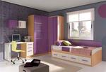 Симпатична детска стая за момиче
