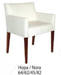 Бяло кресло дизайнерско