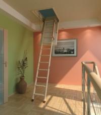 Пожароустойчиви тавански стълби