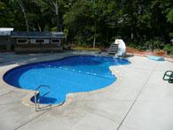 Външен басейн 240-2325