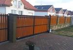 дървени огради по поръчка 3023-3190