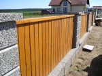 ограда дървена 3098-3190