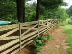 дървени огради 3105-3190