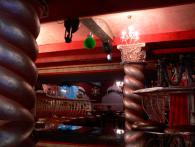 Декоративни колони в спираловидна форма