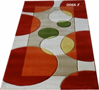 Машинни килими в правоъгълна форма 125х200см