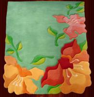 Ръчно изработени вълнени килими