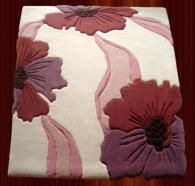 Вълнени ръчно изработени килими