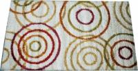 Машинни килими с шарка на кръгове 200х300см
