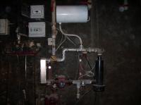 Отоплителна система с електроден котел ГАЛАН