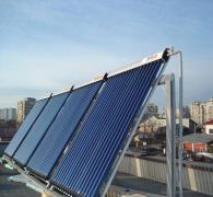 Слънчев колектор Heat Pipe Модел HSC