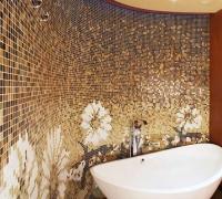 Витражи за баня