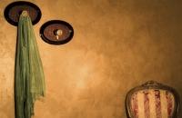 Декоративна мазилка ефектна за стена