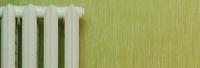 Зелена дизайнерска мазилка за стени