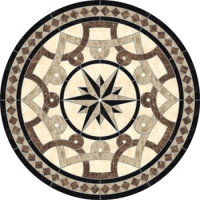 Луксозна мозайка за под