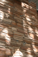 камък за декорация по поръчка тракийски зид