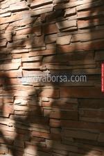 изкуствен камък тракийски зид по задание