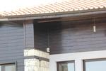 дървена фасада по поръчка