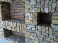 Декоративни стенни облицовки от изкуствен камък