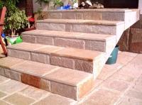 Каменни облицовки на стълби