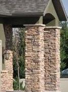 Каменни облицовки на колони