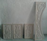 Стенни декорации за естествен камък