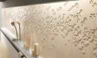 Модерно облицоване на стени с керамични плочи