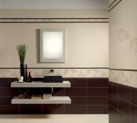 Стилни облицовки за бани от фаянс