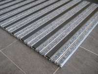 Стилни алуминиеви изтривалки, височина 22мм