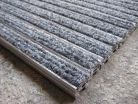 Сиви алуминиеви изтривалки