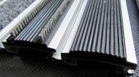 Луксозни алуминиеви изтривалки по поръчка