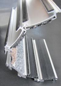 Разнообразие от алуминиеви изтривалки