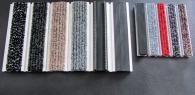 Модерни алуминиеви изтривалки