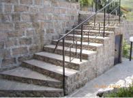 Каменни стълби