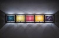 Лампа за стена Parecchi Horizontal Chrome