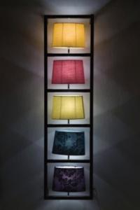 Лампа за стена Parecchi Vertical Chrome