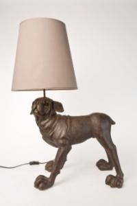 Лампа булдог