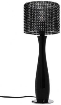Настолна лампа Glamour Black