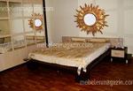 Модерна спалня по поръчка Сатен