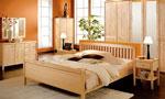 Спалня по поръчка с табла тип Кошара 95-2618
