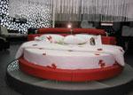 Индивидуална поръчка на кръгли спални 951-2735