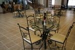 произведени качествени столове от ковано желязо