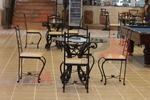 качествени столове от ковано желязо на ниски цени