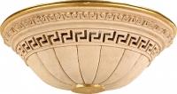 Декоративен каменен аплик за баня в кремаво