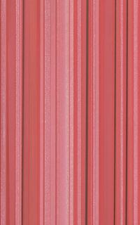 Испански плочки за баня с декор на ивици в червено