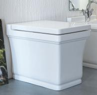 Стенна тоалетна чиния от DISEGNO CERAMICA