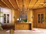 дърворезба на тавани по поръчка 100-3597