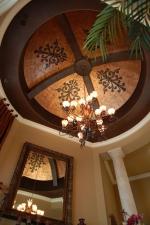 дърворезба на таван по поръчка 102-3597